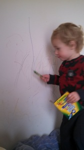 Coloring the Wall
