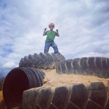 tire-mountain