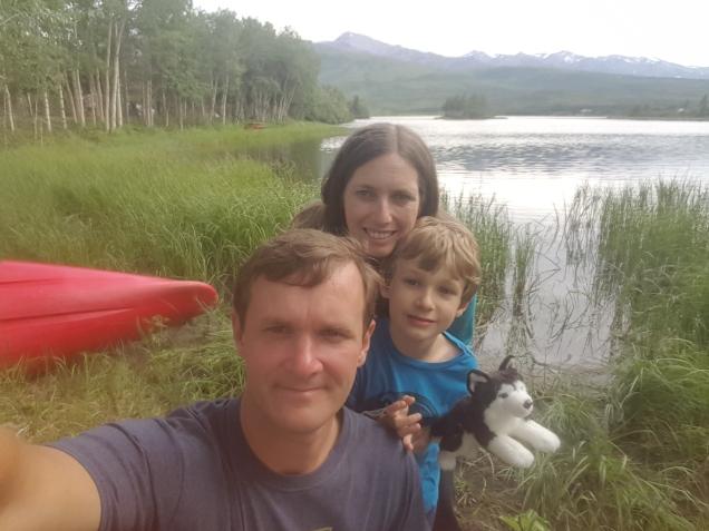 Otto Lake, Healy Alaska